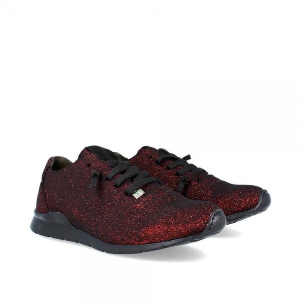 SNEAKERS HELIOS RED-BLACK