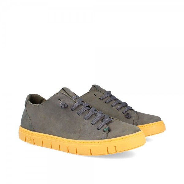 SNEAKERS KRAZ GREY-OCHRE