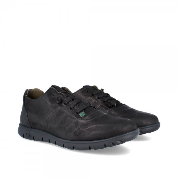 SNEAKERS MORVI BLACK-BLACK