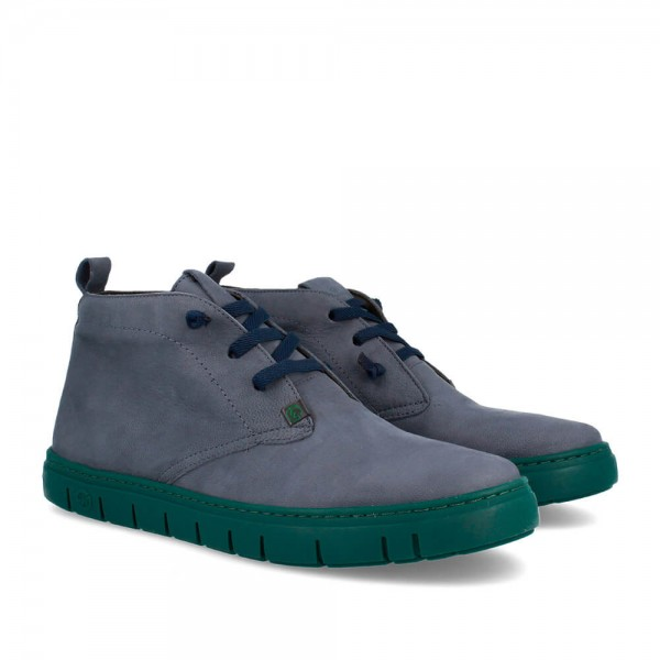 BOTINES LUCIAN GREY-GREEN...
