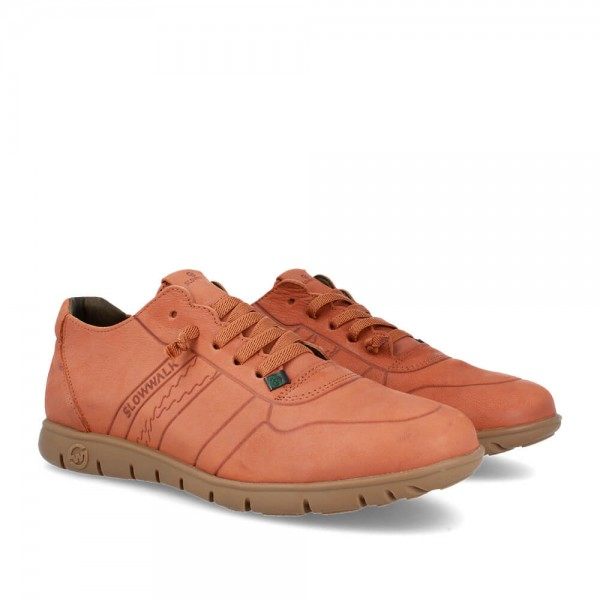 SNEAKERS MORVI BROWN-CARAMELO