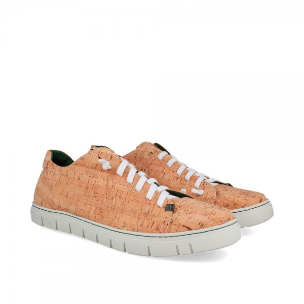 SNEAKERS KRAZ NATURAL-HIELO