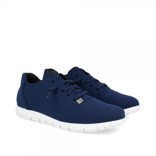 SNEAKERS MORVI NAVY-BLANCO...