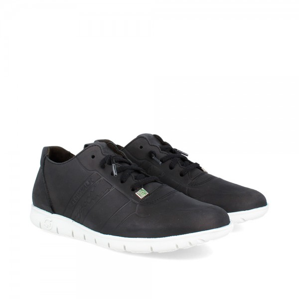 SNEAKERS MORVI BLACK-BLANCO...