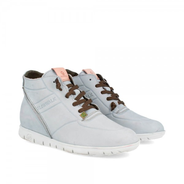 SNEAKERS MORVI-UP JEANS-BLANCO