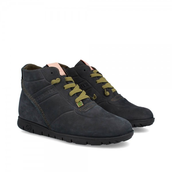 SNEAKERS MORVI-UP NEGRO-NEGRO