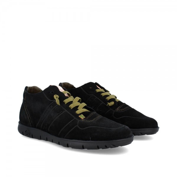 SNEAKERS MORVI BLACK- BLACK