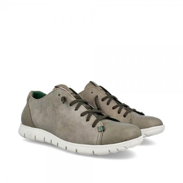 Sneakers Kraz Musgo-Blanco