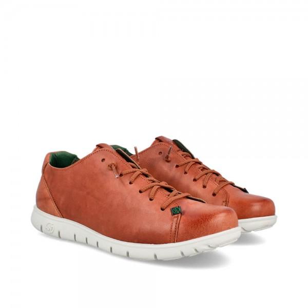 Sneakers Kraz Nut-White
