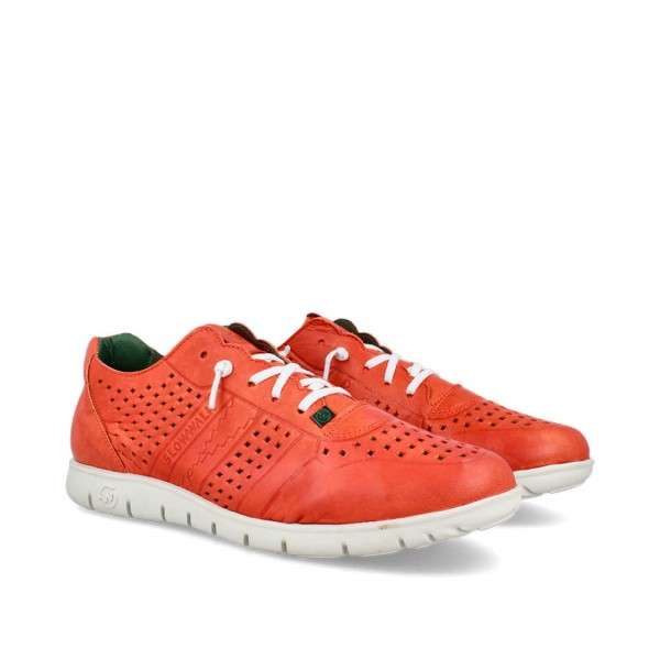 Sneakers Morvi Brick-White