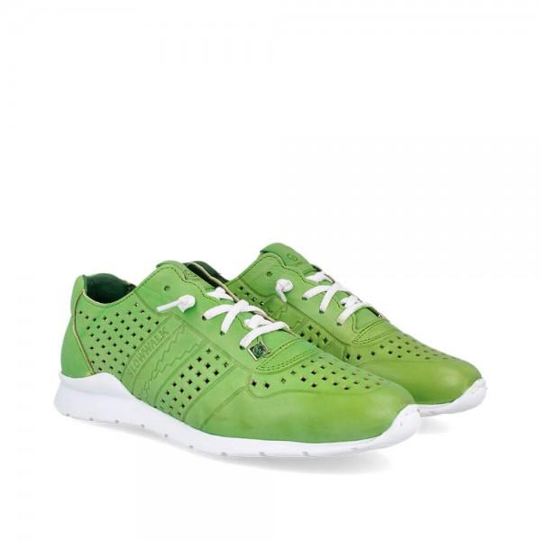 Sneakers Helios Apple-White