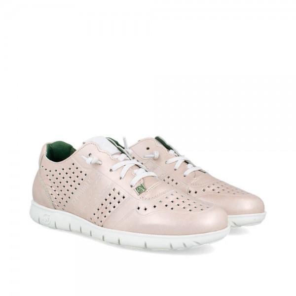 Sneakers Morvi Beig-Blanco