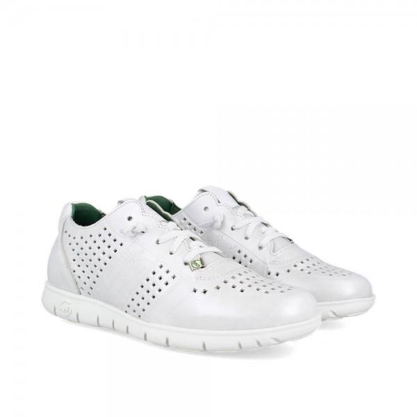 Sneakers Morvi White-White