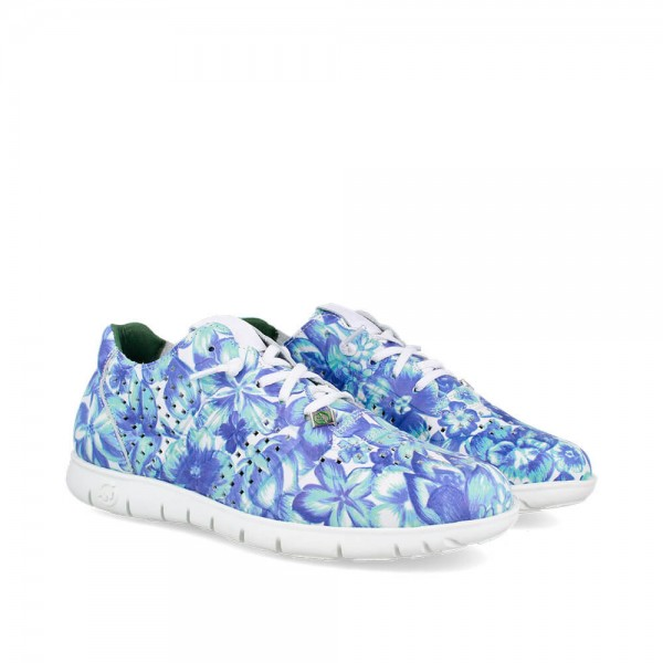 Sneakers Morvi Flower...